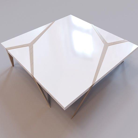 Roche Bobois - Mangrove cocktail table - 3DOcean Item for Sale