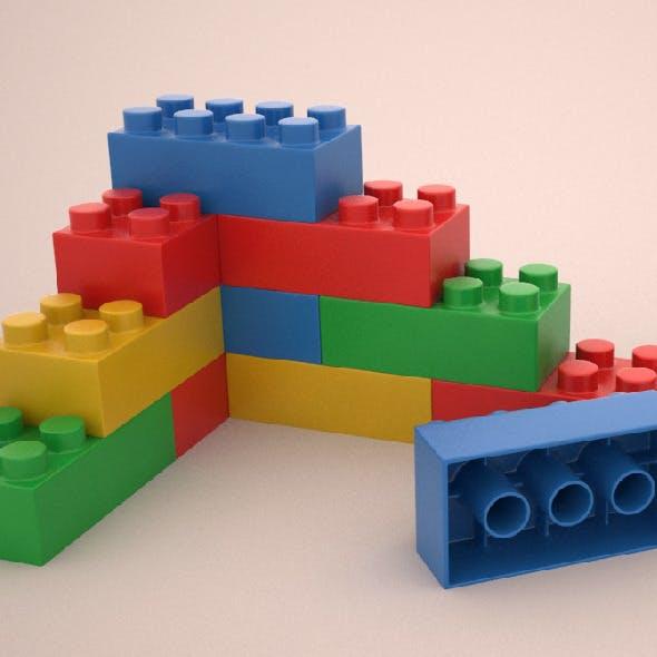 Lego - 3DOcean Item for Sale