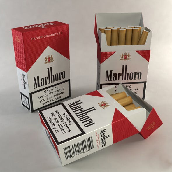 Box Cigarettes