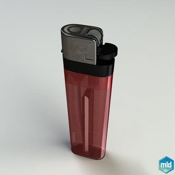 Lighter - 3DOcean Item for Sale