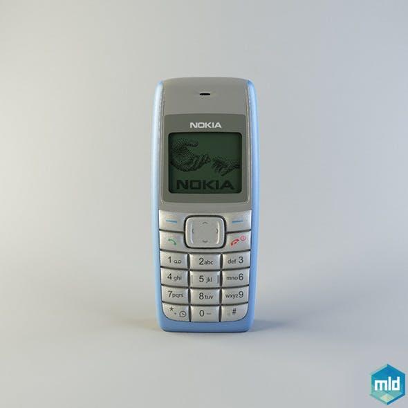 Nokia 1110 - 3DOcean Item for Sale