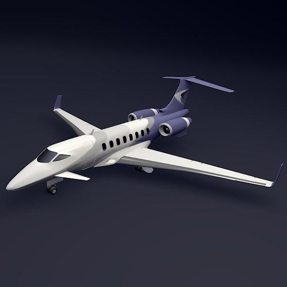 Business jet concept