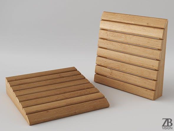 Sauna pillow - 3DOcean Item for Sale