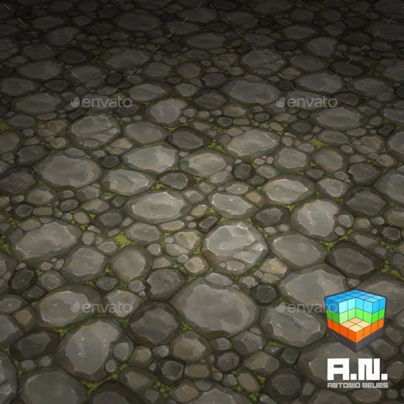 Stone texture floor-04