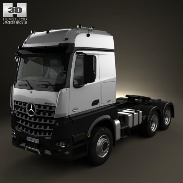 Mercedes-Benz Arocs Tractor Truck 2013