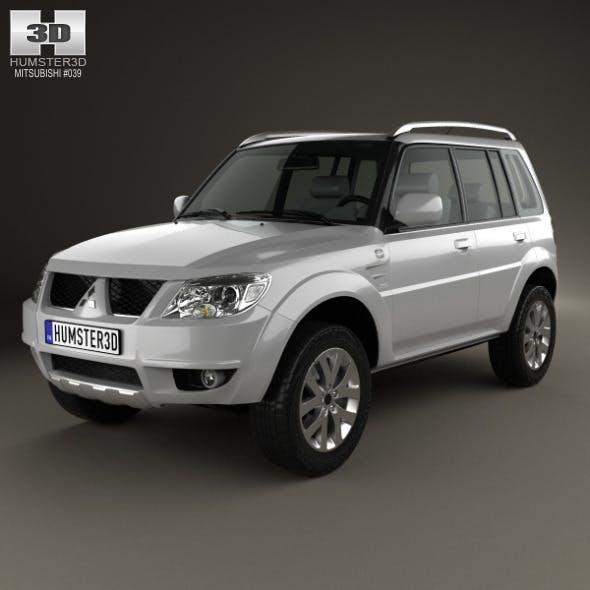 Mitsubishi Pajero TR4 2012 - 3DOcean Item for Sale