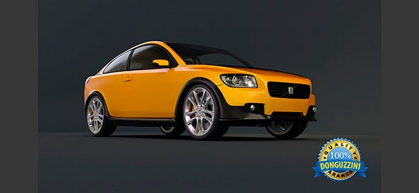 Volvo C30 - 3DOcean Item for Sale