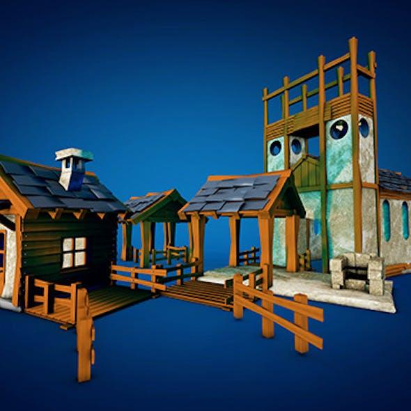 Medieval citypack #1
