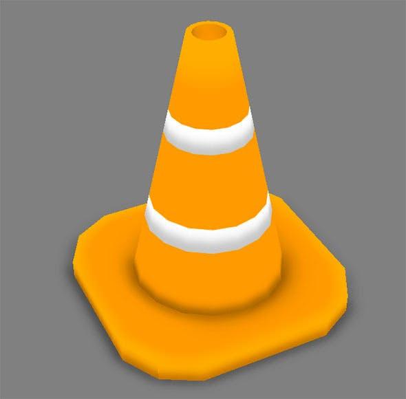 Cone - 3DOcean Item for Sale