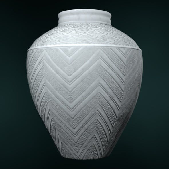 Chinese Historically Authentic Vase