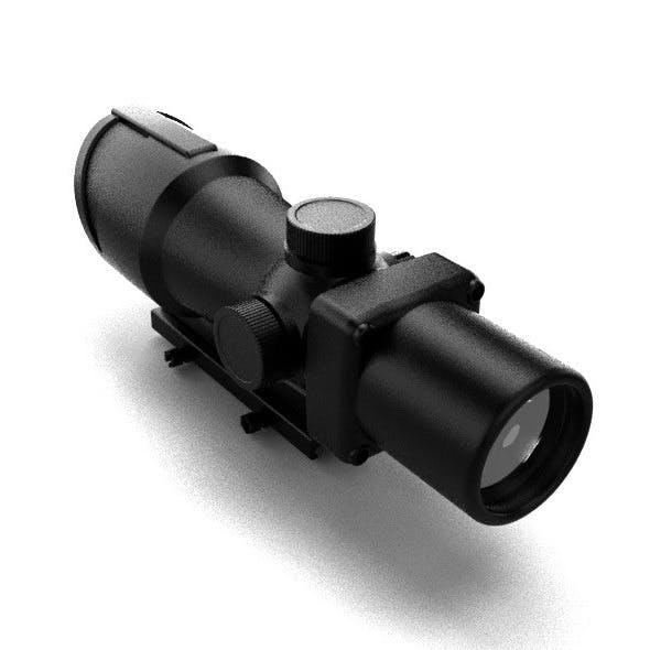 Acog scope - 3DOcean Item for Sale
