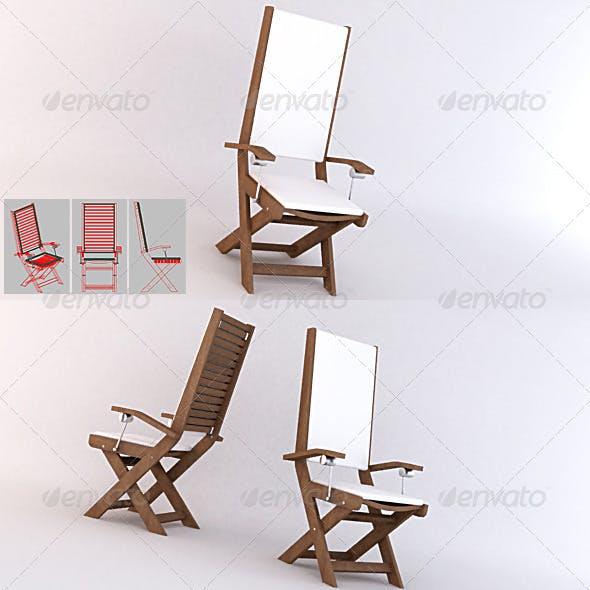Garden 01 - Chair