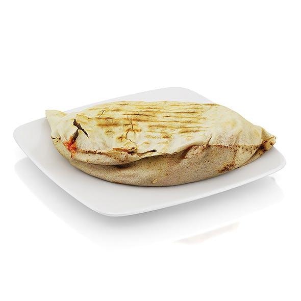 Beef in tortilla - 3DOcean Item for Sale