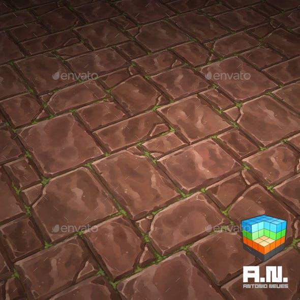 Stone texture floor-05