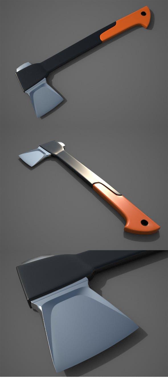 Splitting Axe - 3DOcean Item for Sale