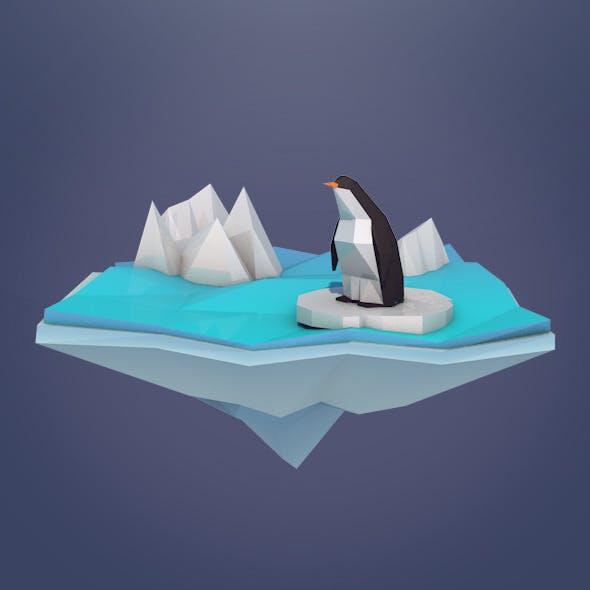 Penguin - 3DOcean Item for Sale