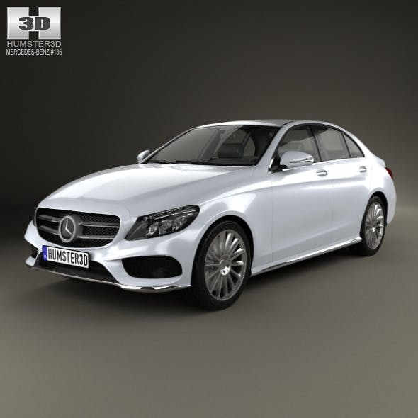 Mercedes-Benz C-Class AMG (W205) sedan 2014