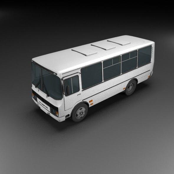 PAZ 3205 - 3DOcean Item for Sale