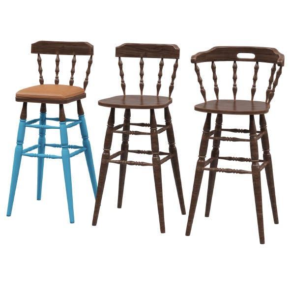 Bar stools Fameg