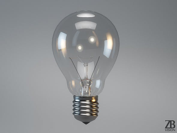 Bulb - 3DOcean Item for Sale