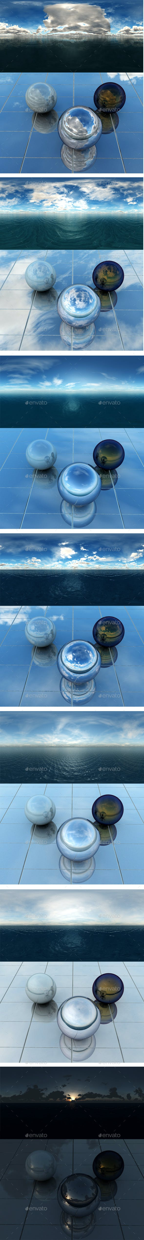Pack - Sea 27 - 3DOcean Item for Sale