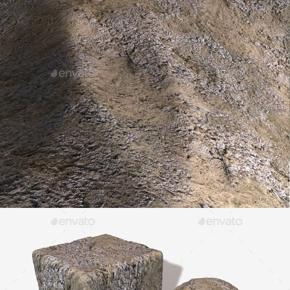 Seamless Frosty Sand Texture