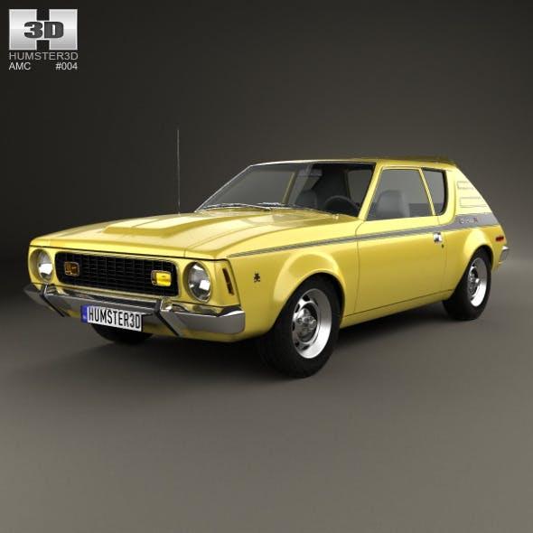 AMC Gremlin 1970 - 3DOcean Item for Sale