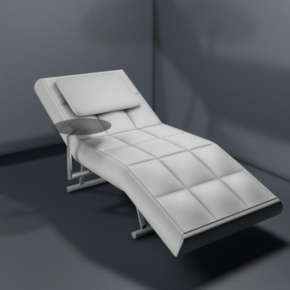Designer Lounge Chair - 3DOcean Item for Sale