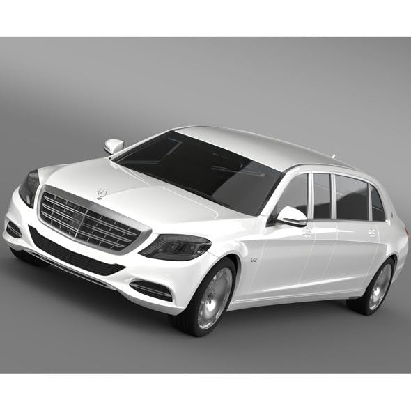 Mercedes Maybach Pullman 2016