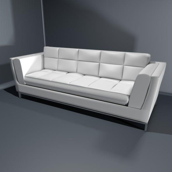 Designer Sofa - 3DOcean Item for Sale