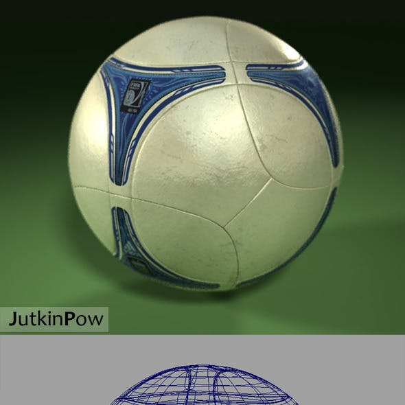 Photorealistic Soccer Ball
