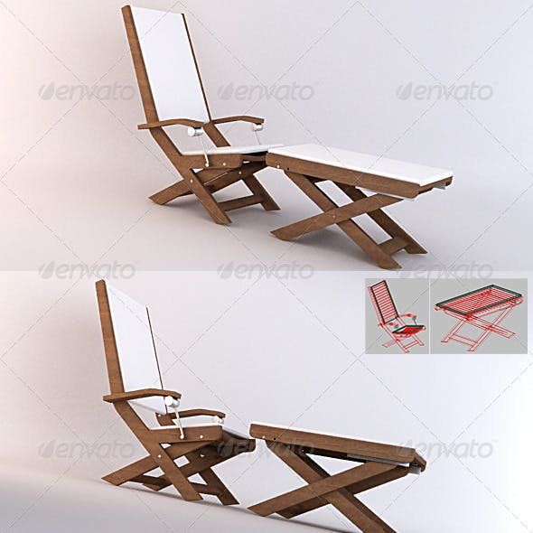 Garden 03 - Relax Chairs
