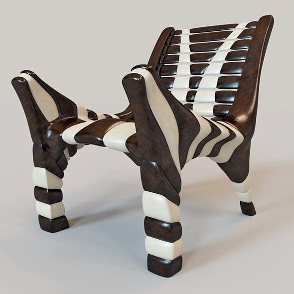 African chair 2