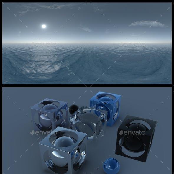 Blue Ocean HDRI