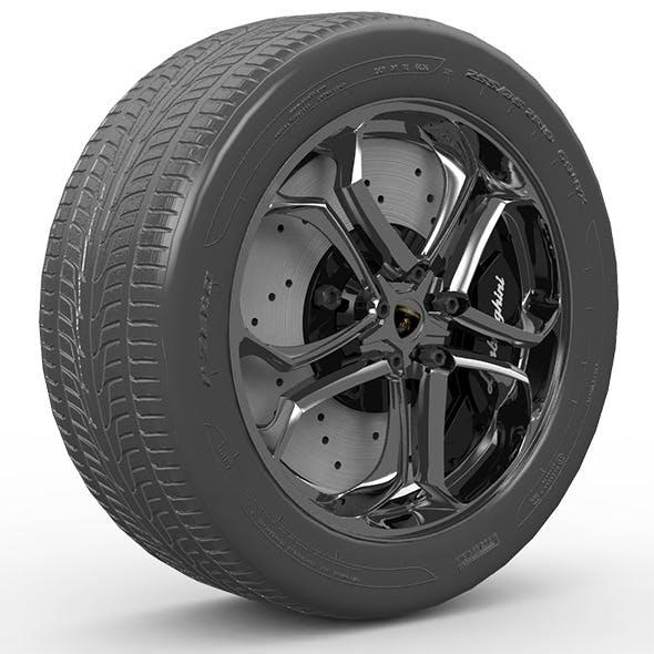 Lamborghini Wheel ZR19