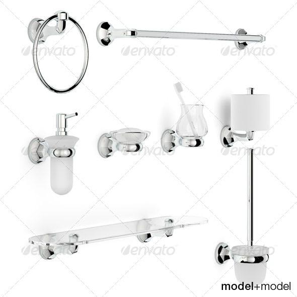 Bath accessories Dornbracht Madison - 3DOcean Item for Sale