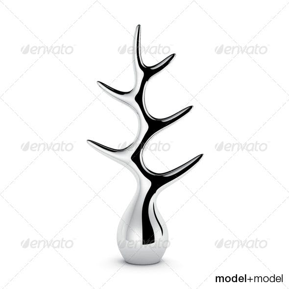 Jewelry Tree by Menu - 3DOcean Item for Sale