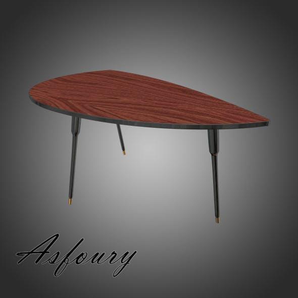 Ikea Lovbacken Table - 3DOcean Item for Sale