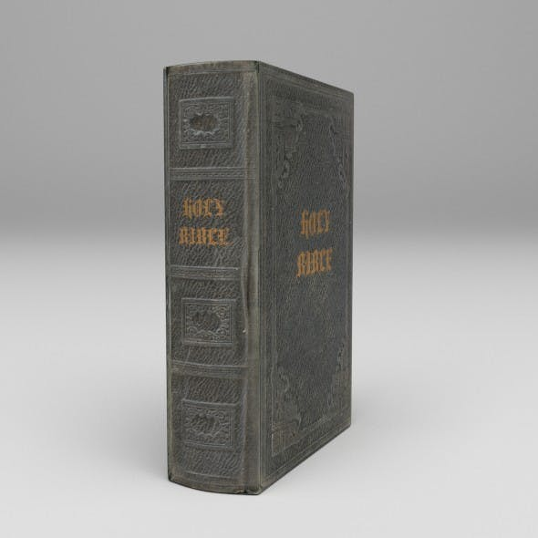 Book Holy Bible - 3DOcean Item for Sale