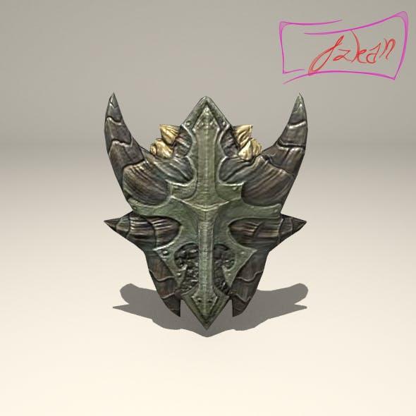 War Shield - 3DOcean Item for Sale