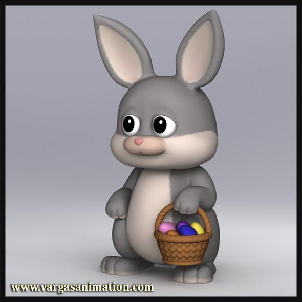 Cartoony Bunny