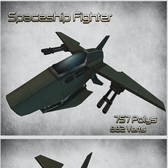 Space Fighter 01