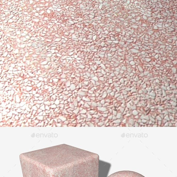 Pink Pavement Seamless Texture