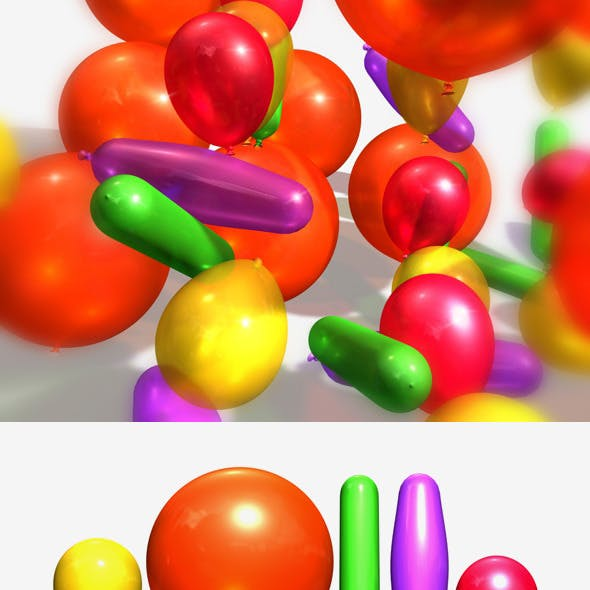 Balloons Party Pack