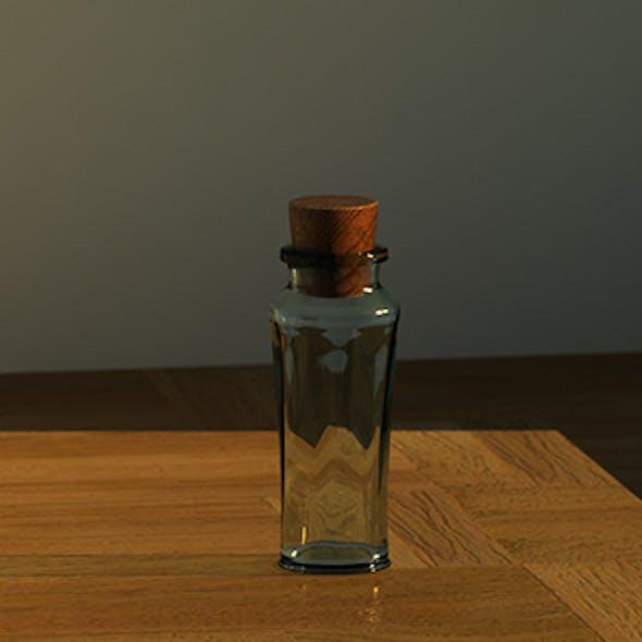 Parfume jar