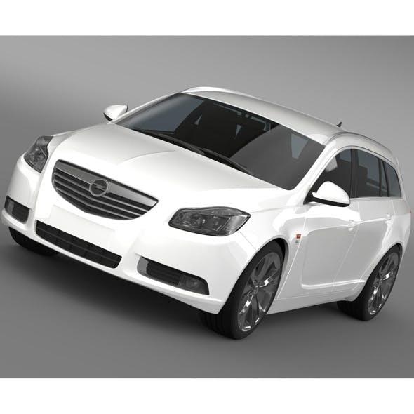 Opel Insignia OPC Line Sports Tourer