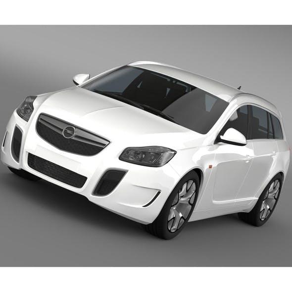 Opel Insignia OPC Sports Tourer 2013