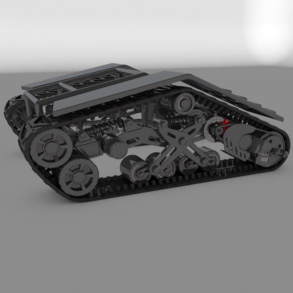 Clasic suspension - 3DOcean Item for Sale