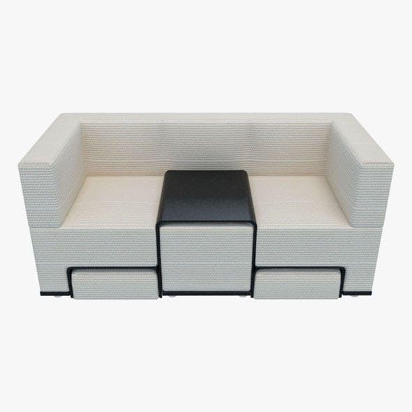 Sofa-11 - 3DOcean Item for Sale