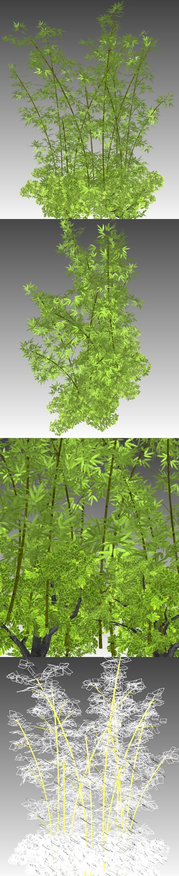 Low Poly Tree 3 - 3DOcean Item for Sale